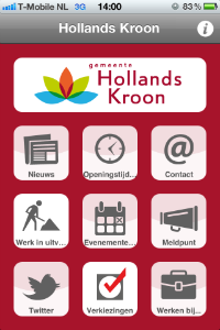 hollands kroon app