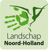 Landschap Noord-Holland logo